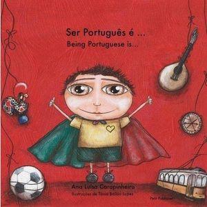 Ser Português É Book By Ana La Bella Carapinheiro